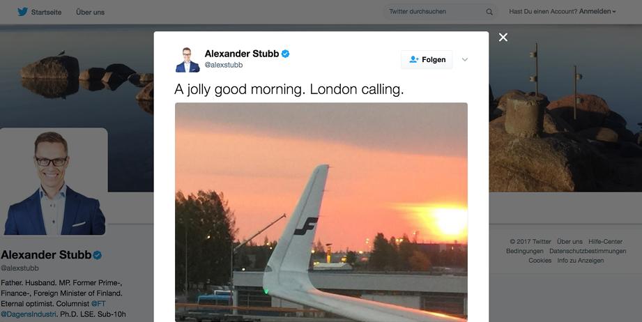 Alexander Stubb: Was Sie vom finnischen Ministerpräsidenten lernen können